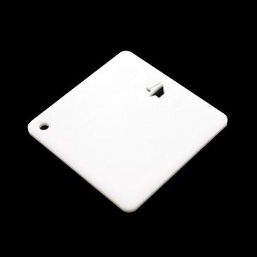 Pleksa biała opal 3 mm