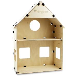 """Drewniany domek dla lalek """"Muchomorek"""""""