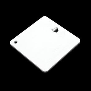 Pleksa biała 3 mm